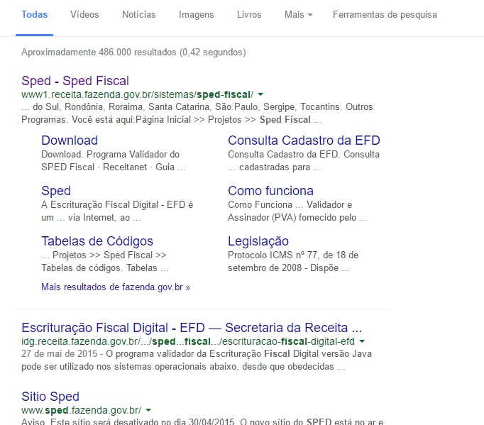 primeiro lugar google